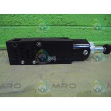 REXROTH Korea Canada R432025890 SNGL REGULATOR *USED*