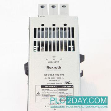 Rexroth China India | NFD03.1-480-075 | NEW | NSPP | PLC2DAY