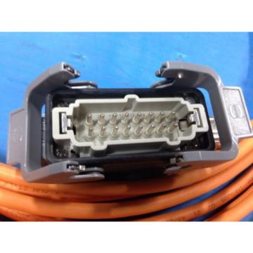 REXROTH Germany USA INDRAMAT INK0209 CABLE MORRELL MC2000-05-018-01-044 ASSEMBLY NEW (B28)