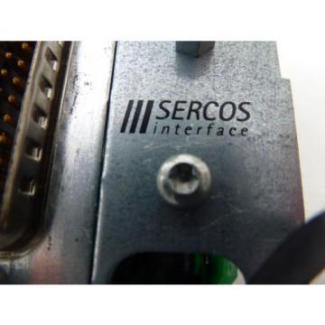 Rexroth India Canada SERCOS MNR R911319917, CSH01.1C-SE-EN2-EN1-MD2-S1-S-NN-FW free delivery