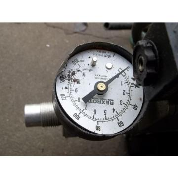 Rexroth China Canada GT-010061-05440 Pressure Gauge Valve Assembly *FREE SHIPPING*