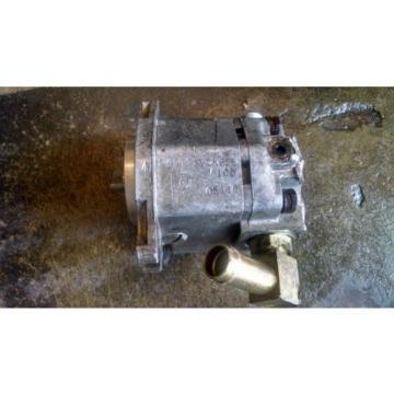 Rexroth SR1237EK65L 100 05116 Tang Drive Hydraulic Gear Pump