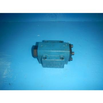 Rexroth Korea France Hydraulic Dual Pilot Check Valve