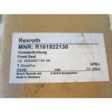 New Greece Canada Genuine Rexroth R161922130 Front Seal
