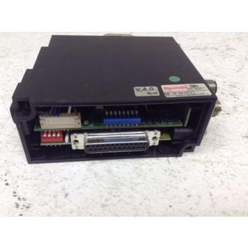 Rexroth Italy Australia Bosch 337 500 037 0 Pneumatic Valve Driver DeviceNet DDL 3375000370 (TSC