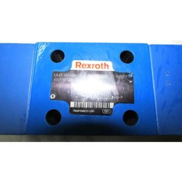 """Rexroth Germany Italy R978863915 Directional Control Valve, 1/2"""" Port Size"""