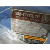 SUMITOMO CYCLO GEAR MOTOR REDUCER 6185 - 29-1